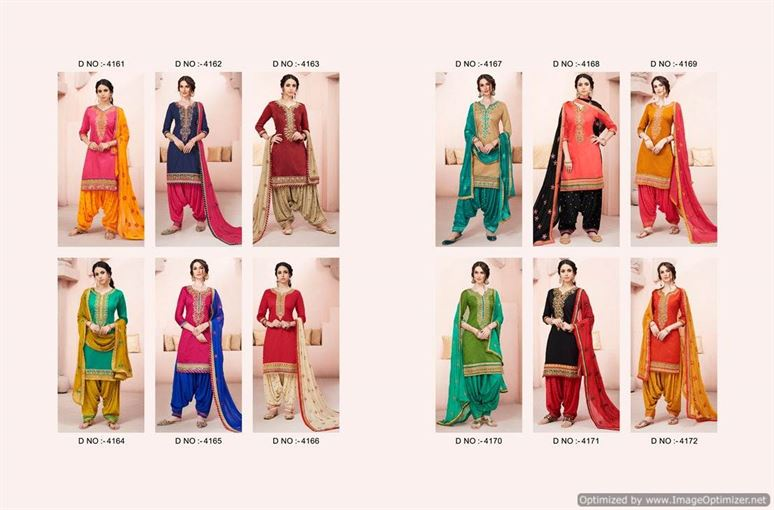 PANJABI & PATIALA SUITS
