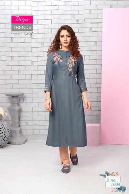 product-img/Diya-Trends-by-Forever-vol-1-Running-Wear-Kurti-With-Pant-Collection-81570873322.jpg