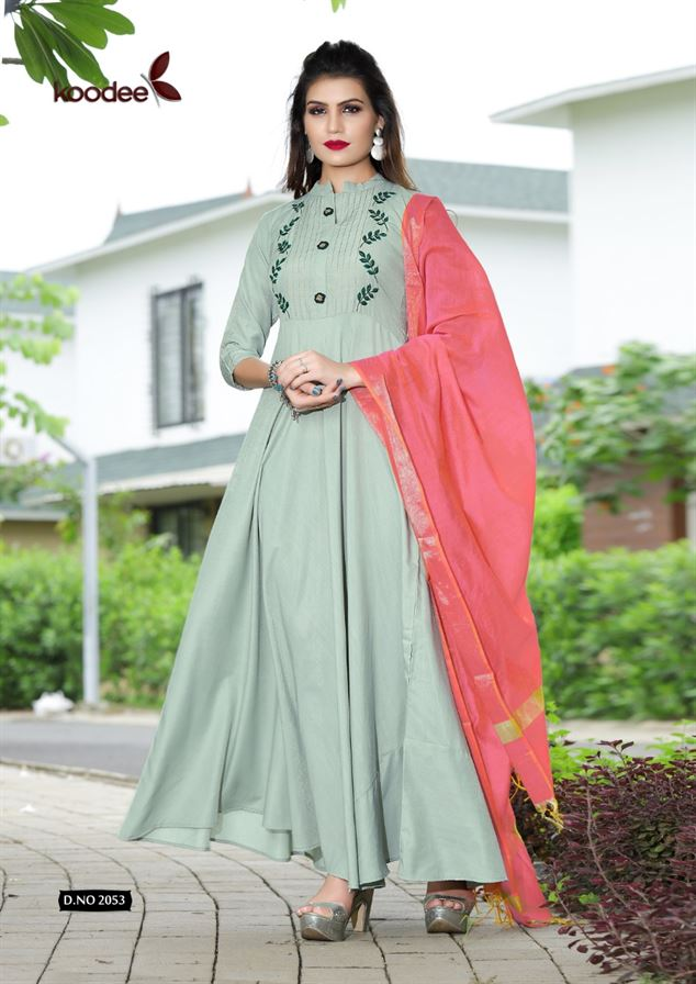 https://www.wholesaletextile.in/product-img/chunri-by-koodee-long-gown-types-kurtis-collection-21566216319.jpg