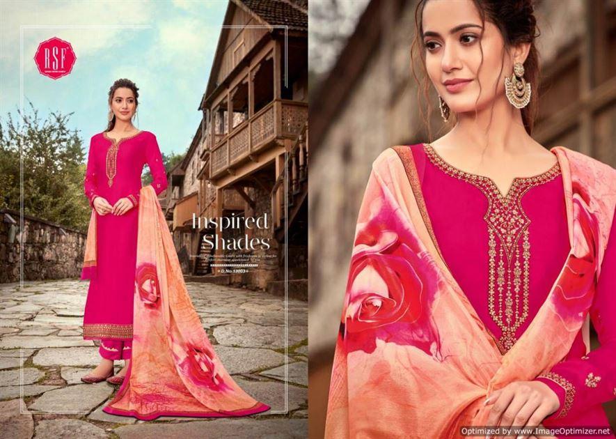 Rsf Gulal vol 2 Designer Salwar Suits With Designer ...
