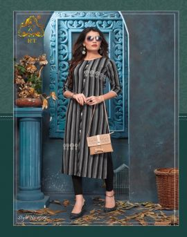 Rijiya trends launches antra lining kurtis collection