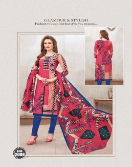 Sania vol 2 by balaji cotton churidar dress materials