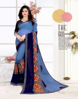 Sparsh Weight less casual wear sarees catalogue