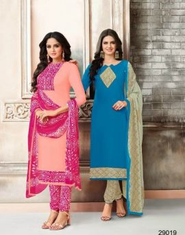 Shisha Vol 4 Churidar Dress material Catalogue