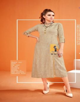 Hastkala :- Designer Kurtis Catalogue