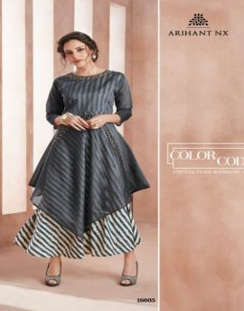 Bliss Arihant NX Designer Kurtis Catalogue