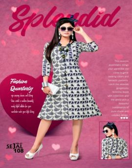 Sejal Kinti Casual Wear Set