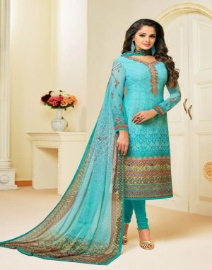 Harmony vol 4 Zisa Churidar Salwar Suits