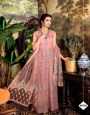 Mbroidered Maria B 6 Shree Fab pakistani Suits