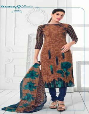 Jasmine Vol 15 cotton  dress materials catalogue