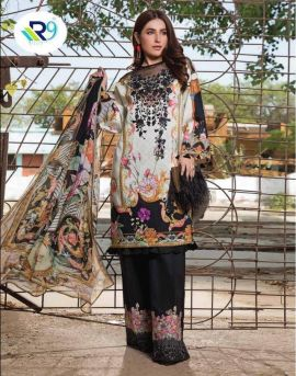 Hollywood by R9 fashion pakistani salwar suit catalogue