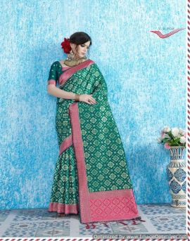 Viradil Silk by YNF traditional sarees catalogue