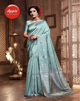 Ghoomar vol 2 by apple fashion traditional sarees