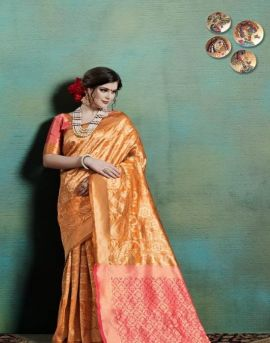 Ranya by Ynf Kanjivaram Art Silk Sarees Collection