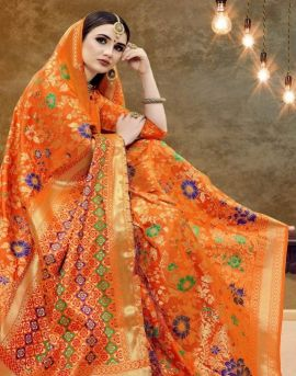 Psyna Silk by ynf traditional sarees catalogue