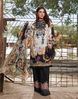 Deepsy By Firdous Vol 3 - Pure Cotton - Pakistani Suits Collection