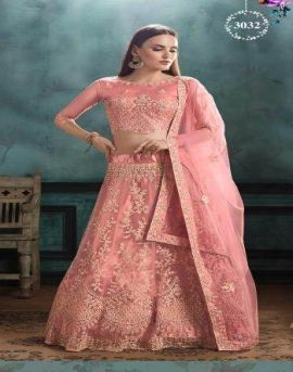 Kessi Present Zarkan Festive Wear Lehenga Collection