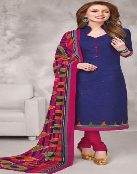 Jk present Golmaal vol 3 Stitched Printed Cotton Dress collection
