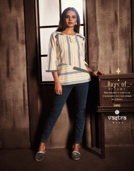 Vastra Moda Present Florenzo vol 1 Premium Short Top Collection