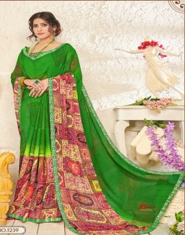 Haytee present Advance Booking 11 Heavy Dani Printed Saree Collection