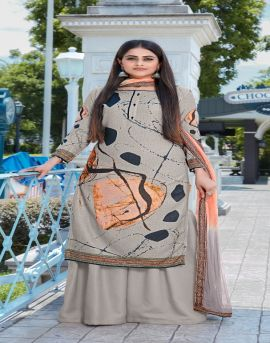 Vastra moda present Signature festival wear dress material collection.