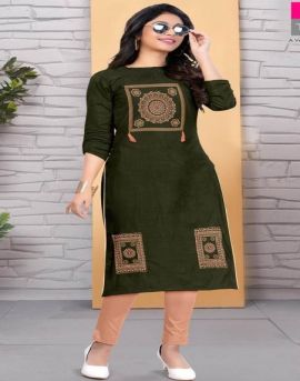Diya trends present Sparkle Vol 1 Running Wear Kurti With Palazzo