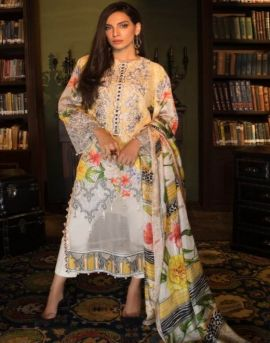 Sharaddha present Vintage vol 2 Pure Cambric Cotton Pakistani Collection