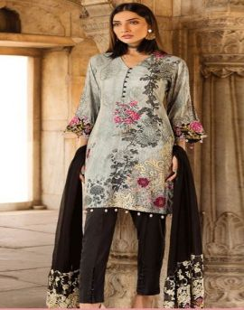 Charizma Al Zohaib Sunshine Bloom Pakistani Salwar Suits
