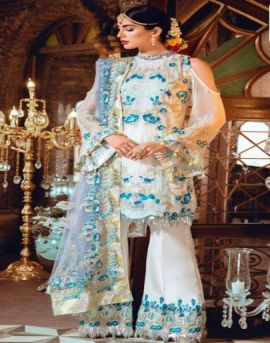 R9 by Aerina Nx Heavy Faux Georgette Pakistani Salwar Suit Collection
