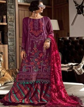 Deepsy by Maria B Linen Nx Pakistani Suits Collection