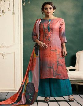 Fiona  present  Ruhani Pashmina Pure Pashmina Winter Collection