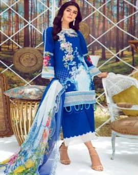 Deepsy  by Firdous 4 Pure Cotton Pakistani Suits