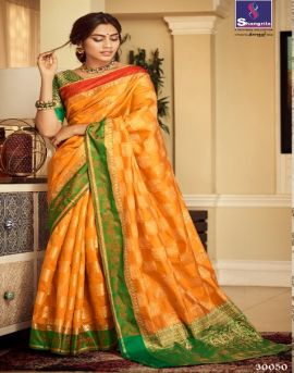 Shangrila present Sunaina Silk Vol 2  sarees catalogue