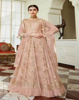Aashirwad by Celebration Gold Wedding Dress Collection