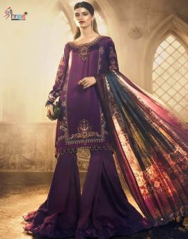 Shree by Mariya B Silk Collection 2 Nx Pakistani Salwar Suits