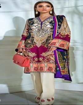 Deepsy by Muzlin vol 6 Pakistani Salwar Suits collection