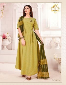 RT ETHNIC party wear kurti set