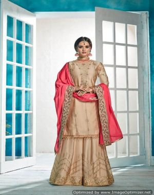 Sharara Vol 1 Kesari Trendz Designer Salwar Suits