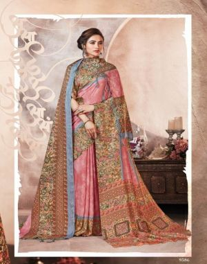 Shangrila Pashmina Kashmiri traditional saree catalogue