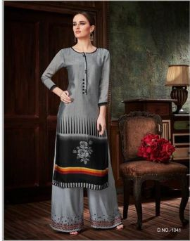 Kajree Fashion Fiesta 2 kurti with plazzo set