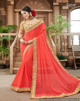 Saroj Anjali 2 party wear saree catalogue