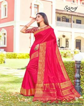 Silk&Silk Saroj traditional saree catalogue