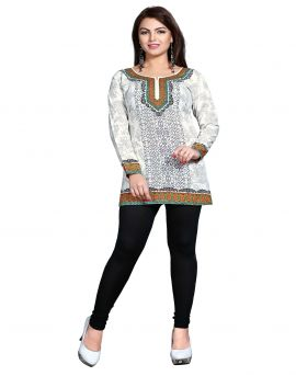 Fancy designer short kurtis