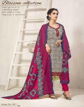 Bhoom Bhoom 29 soft cotton churidar dress material catalog