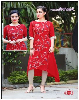 Taka Tak Fancy Kurtis catalog