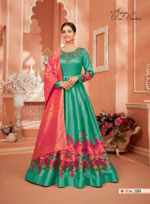 Aanaya 113 Designer Salwar Suit Collection