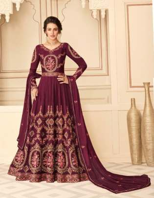 Aashirwad presents  Maharani 7209  Salwar Kameez Collection