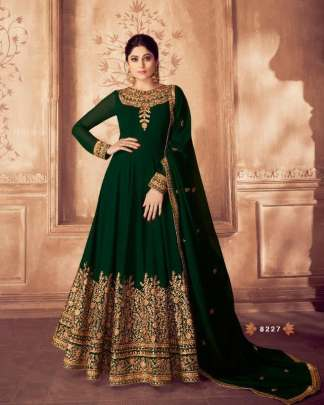 Aashirwad  presents Anarkali Exclusive Collection  Salwar Suits