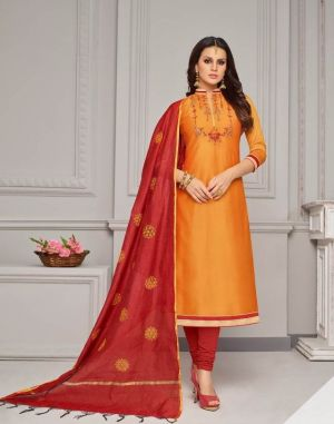Maharani : Angroop Dress Materials