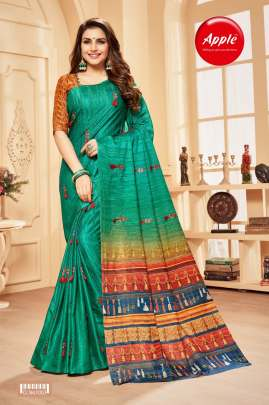 Apple presents  Niharika Festive Wear Sarees  collection